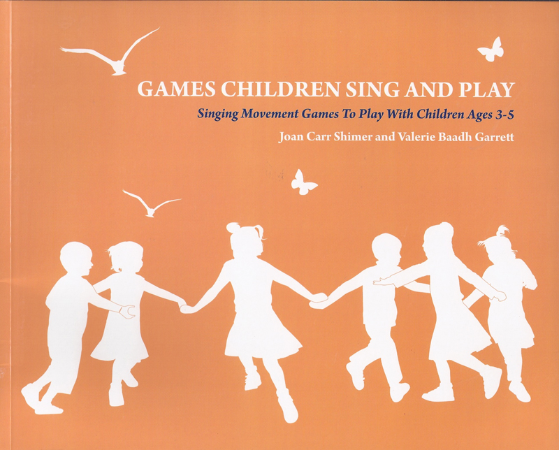 Games Children Sing & Play for Children Ages 3-5 is one of many Steiner books on natural parenting offered at Palumba natural toys and home goods.