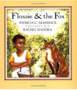 Flossie-and-the-fox African American children's books at Palumba Natural Toys