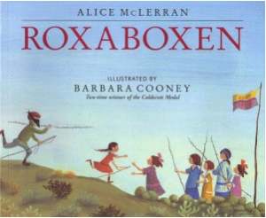 Roxaboxen, illustrated by Barbara Cooney, children's books at Palumba Natural Toys and Home Goods